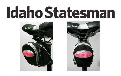 Idaho Statesman: Importance of Rear Bike Light for Safety