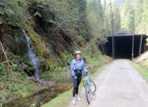 Hiawatha Trail Bike Seats