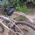 bike in Belize