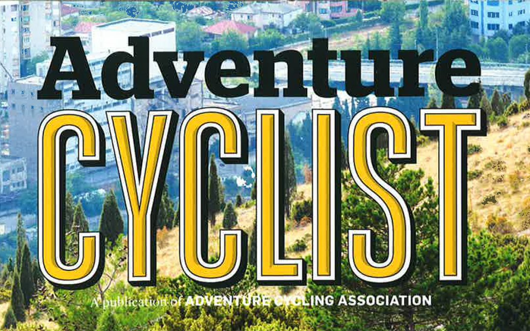 Adventure Cyclist Best of Spring