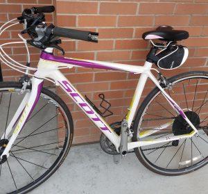 Custom Road Bike from Rideout Tech