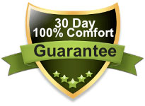 Total Bike Seat Comfort Guarantee for 30 Days