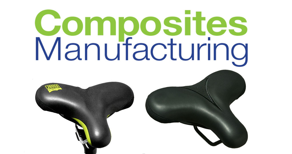 Composites Manufacturing Features RideOut Carbon Fiber Technology