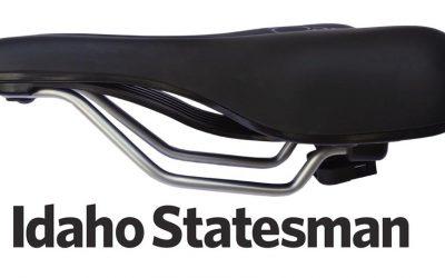 Idaho Statesman Challenger Mountain Bike Saddle Review