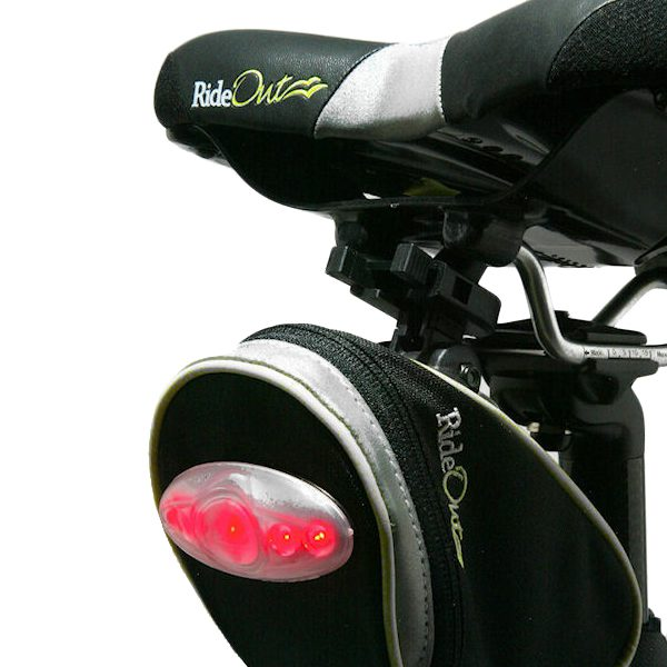 LED Rear Bike Light Touring Bag