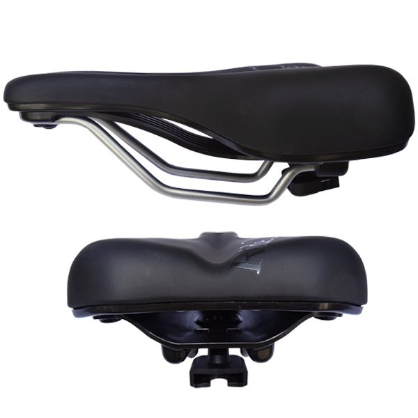 The Challenger - Comfortable Mountain Bike Saddle