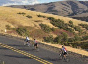 Cycling in and around Eastern Oregon