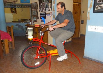 Bicycling Weight Loss in Margaritaville