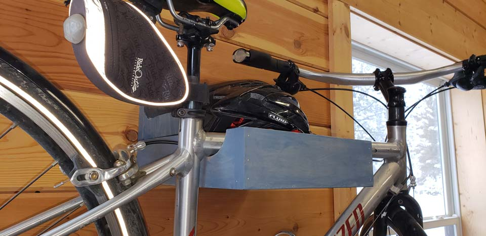 RideOut Bike Storage Hanger