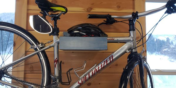 Specialized Wood Bike Holder