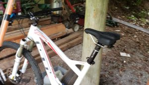 comfy mountain bike seat