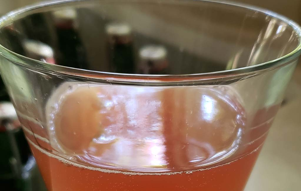 Homemade Hard Fruit Cider